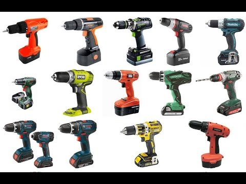 Reviews: Best 18v Cordless Drill 2017