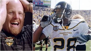 Appalachian State players reflect on upset of Michigan Wolverines at 'The Big House' | ESPN Archives