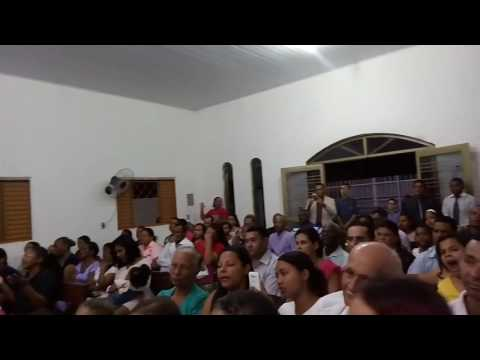 Cristhian soares igreja de brejinho de Nazaré