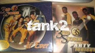 3rd storee feat  rl of next & treach ~~ party tonight ~~ 1999