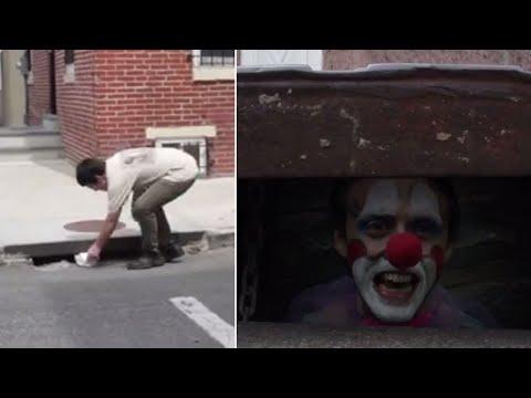 Itu0027-Inspired Evil Clown Helps Philadelphia Battle Pollution - resume for school secretary