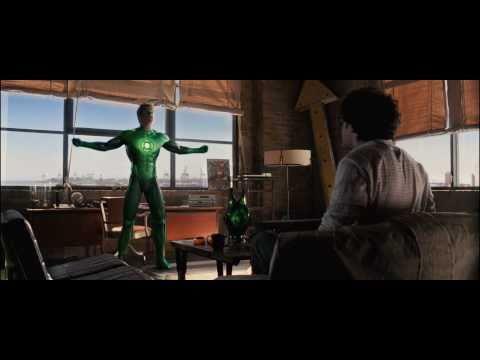 Trailer Linterna Verde