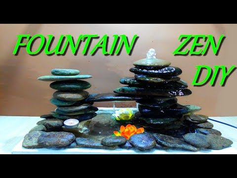 How to make ZEN Fountain very easy / DIY