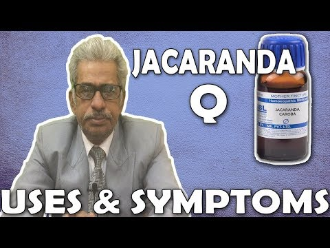Download Jacaranda - Uses & Symptoms by Dr P. S. Tiwari HD Video