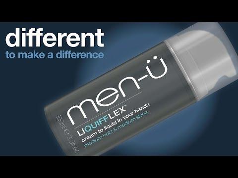 men-ü different to make a difference - LIQUIFFLEX™