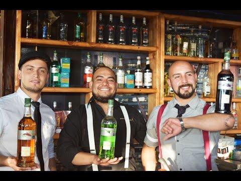 El Mejor Bartender 2016 Antofagasta