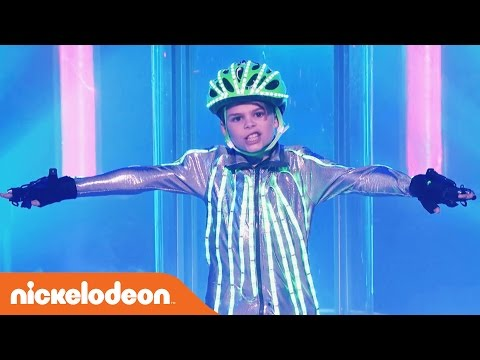 Merrick Performs 'Radioactive' By Imagine Dragons | Lip Sync Battle Shorties | Nick