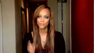 Тайра Бэнкс, Message from Tyra - Be A Fan Judge! - ANTM Cycle 19: College Edition