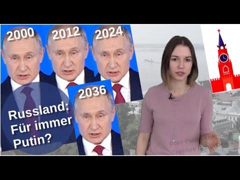 Russland: Für immer Putin? [Video]