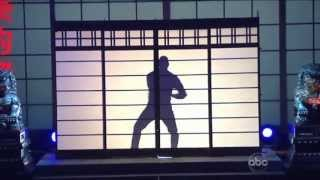 Chris Brown fine china Billoboard Music Awards 2013 Reg-DCut