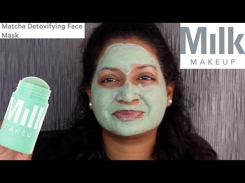 Matcha Detoxifying Face Mask by Milk Makeup #2