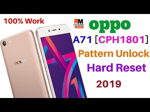 Oppo A71 Pattern Unlock | Google Frp | By Sagar Mobile