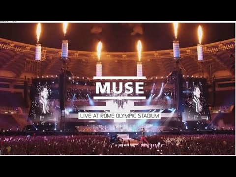 Muse   Live at Rome Olympic Stadium 4K (Full concert)