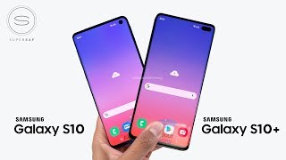 Samsung Galaxy S10 Plus - BEST Look Yet!