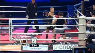 Яна Ляшко vs Анастасия Янькова - 23 декабря 2012