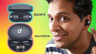 This is bullsh*t   Soundcore Liberty 3 Pro vs Sony WF 1000 XM4