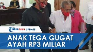 Anak Gugat Ayah di Bandung, Kakek Koswara Digugat Rp3 Miliar karena Tanah Warisan: Saya Takut