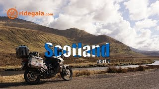 Ep 70 - Scotland (part 2) - Motorcycle Trip Around Europe