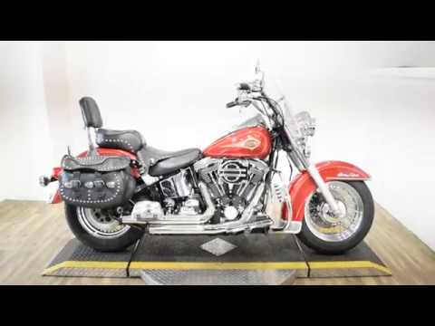 1998 Harley-Davidson Heritage Softail in Wauconda, Illinois - Video 1