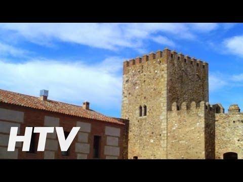 Hotel Castillo de Segura en Segura de León