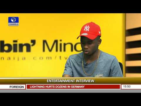 Lil Kesh Talks YBNL, Record Labels, Contracts & More on Rubbin' Minds [Part 2]