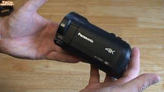 Panasonic 4K Ultra HD Flash Memory Camcorder HC-VX870