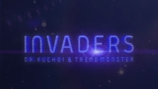 Invaders  Dr Kucho  TrendMonster  Vocal Mix feat Maxine Hardcastle