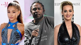2017 MTV VMAs Nominations Announced: Ariana Grande, Kendrick Lamar & MORE