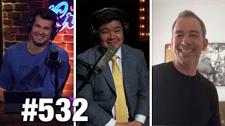 #532   NYT RACIST FAKE NEWS EXPOSED!   Bryan Callen Guests   Louder with Crowder