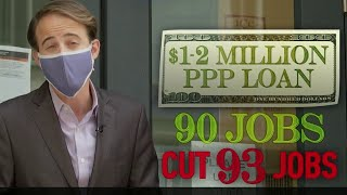 PPP Problems: Employees Say They Were Laid Off After Bosses Got Loans | NBC New York
