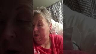 Early morning thoughts - chemo day 1