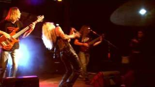 DORO & WARLOCK REVIVAL - Burning The Witches (live 2008)
