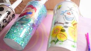 AWESOME And EASY Waterslide Tattoo Paper!