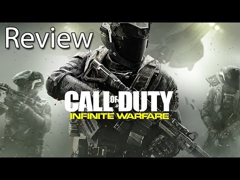 Call of Duty: Infinite Warfare Xbox One X Gameplay Review
