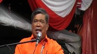 Ucapan Penuh Mat Sabu Di Program PPBM Masjid Tanah Melaka