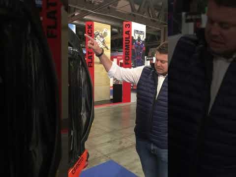 Česká firma DFK Cab představila na veletrhu v Miláně unikátní kabinu na vozidla ATV