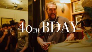 Inside My SURPRISE 40th Birthday!!