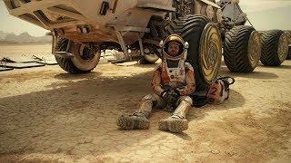 7分钟看完高分硬科幻电影《火星救援》在火星上思考人生的马特呆萌的孤独求生之路,