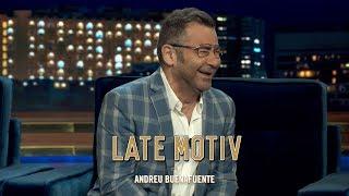 """LATE MOTIV - Jorge Javier Vázquez. """"Sálvame es como leer a Galdós""""   #LateMotiv381"""