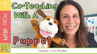 How To Use Puppets In Your Virtual Classroom