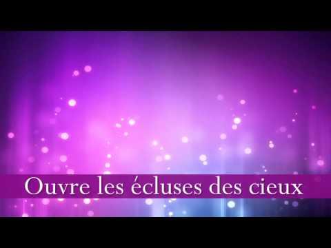 BABA (Let it rain) traduction