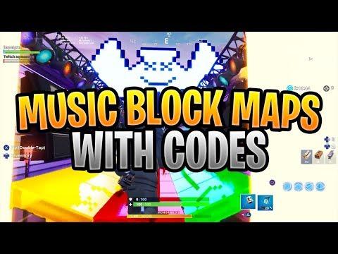 fortnite creative codes music blocks sad