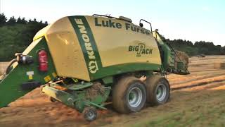 GRASSMEN   Sustain The Flame   'Mad Mike' Baling!