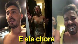 Carlinhos Maia Diz A Milena Que Ela Não Vai á Festa Do Rodrigo Faro