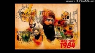 4th June 1984 - Jagowala Jatha