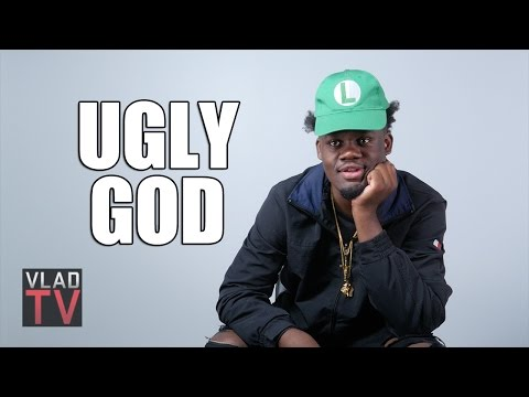 Ugly God: The Gold Chains I'm Wearing are Fake, But It's the Good Fake Gold