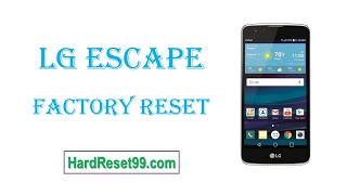 How To Factory Reset LG Escape