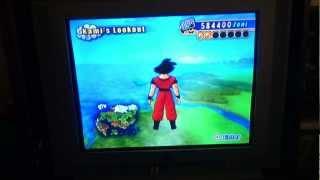 DBZ BT2 How To Unlock Kid Goku