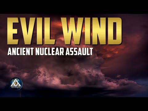De wind als wapen van Enki en Enlil