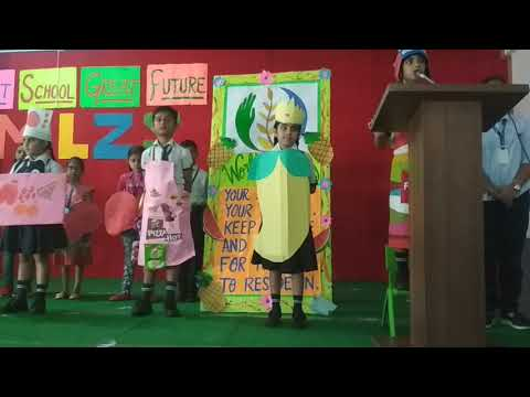 SPECIAL ASSEMBLY ON WORLD FOOD DAY (OCTOBER, 2018)